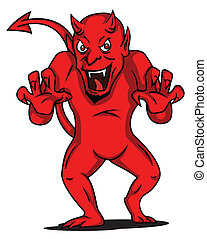 Devil Illustrations and Clip Art. 31,079 Devil royalty free ...
