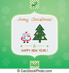 Christmas greeting card3 - Christmas greeting card for...