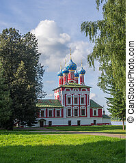 Temple of Prince Dmitry