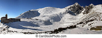 High Tatras is the name of the mountain in Slovakia.