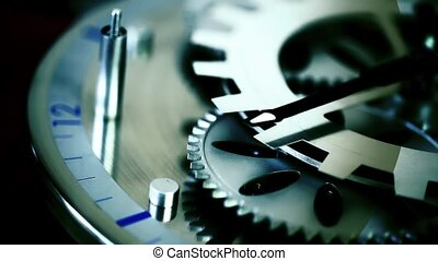 Clock Gears, High Quality Ready for your business marketing...
