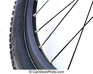 Mountain bike tire - serie sport: Mountain bike tire...