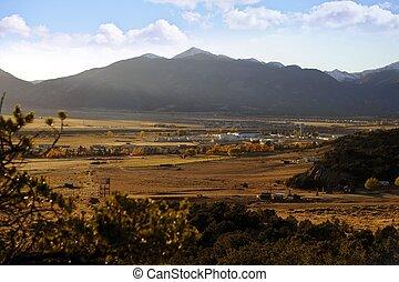 Buena Vista Colorado - Buena Vista, CO Panorama Buena Vista...