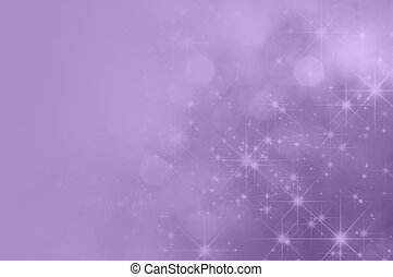 Lilac Purple Star Fade Background - A lilac purple...
