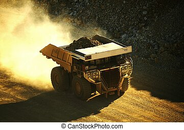 Mining Truck - Heavy Duty Mining Truck. One of the World\'s...