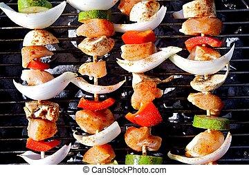 BBQ Kebab