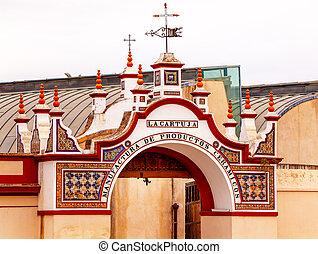 Centro Andaluz de Arte Contemporaneo Triana Seville...
