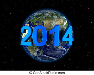 2014 in the world