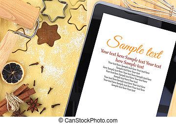 Online star cookie recipe