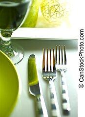 Silverware - Dinner Table