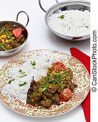 Lahore style lamb curry vertical - Lahore Pakistan style...