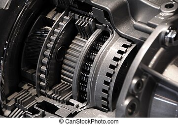 Transmission - Modern Automatic Car Transmission