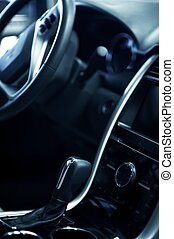 Vehicle Dash - Car Central Console with Automatic...