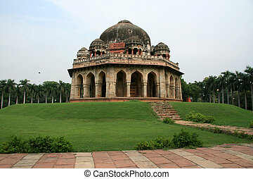 Ancient Architecture - Lodi Garden, Delhi, India