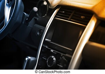Navigation Dash - Car Dash / Central Console with Multimedia...