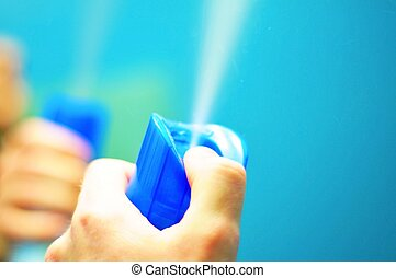 Air Refreshener - Air Freshener in Spray. Refreshing Air In...