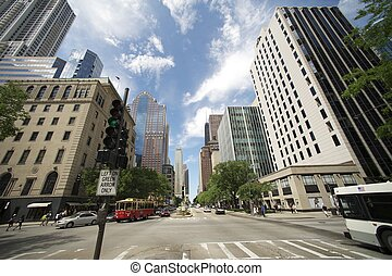 Michigan Avenue - Chicago Michigan Avenue. Most Famous...