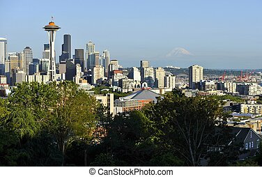 Seattle - Pacific Northwest - Seattle USA - Pacific...