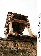 Ancient Architecture - Lodi Garden, Delhi, India - Ancient...