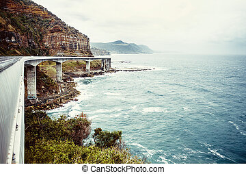 Grand pacific drive - View of Grand pacific drive near...