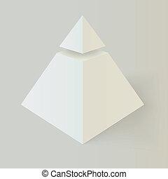 Illuminati masonic symbol - Masonic pyramid. Illuminati...
