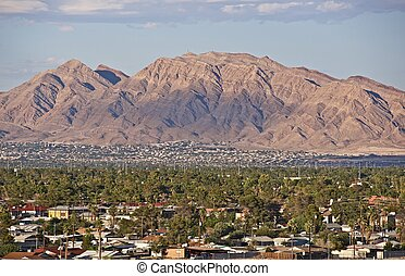 North Las Vegas - North Side of Las Vegas, Nevada. Vegas...