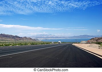 Lake Mead Nevada - Lake Mead National Recreation Area on...