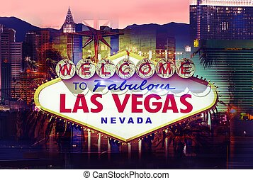 Welcome in Las Vegas - Welcome in Fabulous Las Vegas,...