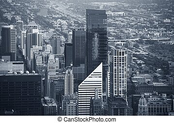 Chicago Architecture - Chicago Downtown Architecture From...