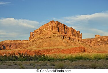 Utah Rock Formation - Utah Canyons Photo Collection.