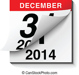 Happy New Year 2014 Calendar - Happy New Year calendar...