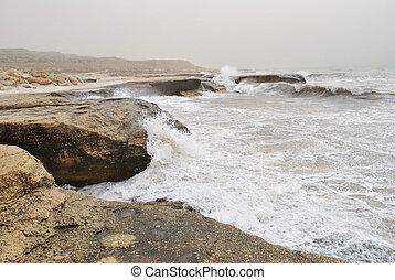 Caspian Sea Coast