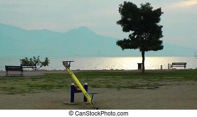 Playground and Seaside