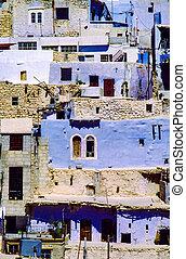 Ma'loula or Maaloula, a small Christian village in the Rif...