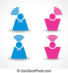 Communication and network concept