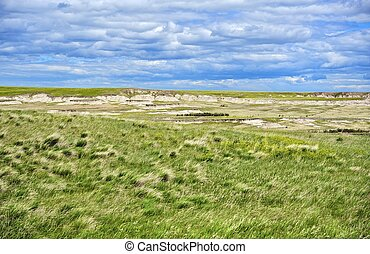 South Dakota Prairie - South Dakota Never Ending Prairie....