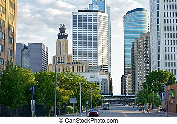 City of Minneapolis in American State of Minnesota. Cities...
