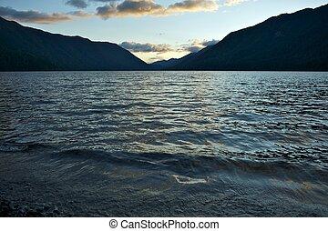Washington Mountains - The Mountains of Lake Crescent...