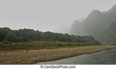 Li Jiang River, Yangshuo, Guilin, Guangxi, China