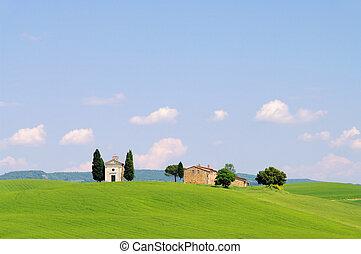 tuscany chapel 02 - Tuscany chapel 02