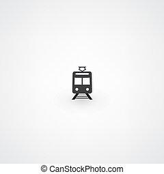 Tåg, ikon