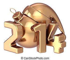 Happy New Year 2014 Merry Xmas