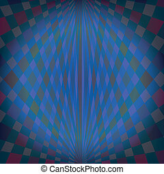 Spectrum geometric background ,Vector abstract squares