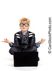meditación, en línea