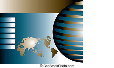 abstract global fade - An abstract global fade background...