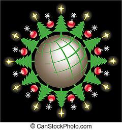 global earth