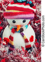 snowmans - Christmas happy snowmans