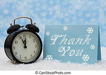 ser, tiempo, navidad, agradecido