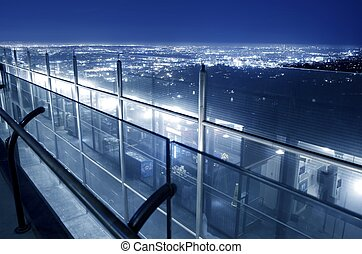 Glass Wall Griffith Park - Glass Wall in Griffith Park - Los...