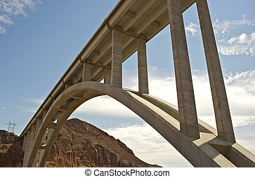 Hoover Dam Bypass: Mike O'Callaghan–Pat Tillman Memorial...